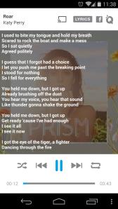 Lyrics KatyPerry