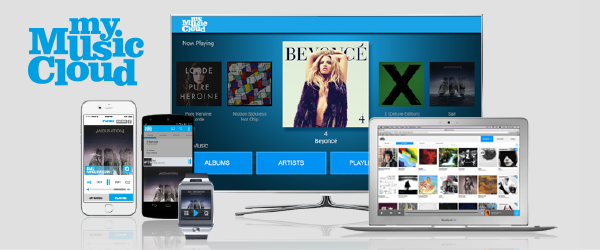 Help: How to Activate MyMusicCloud on Your Smart TV