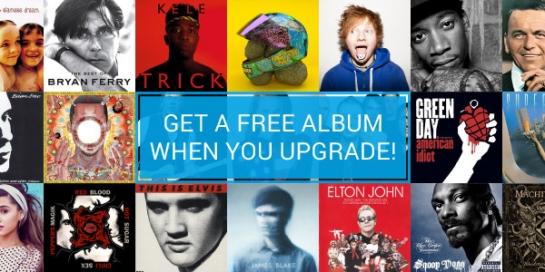 FreeAlbumOffer