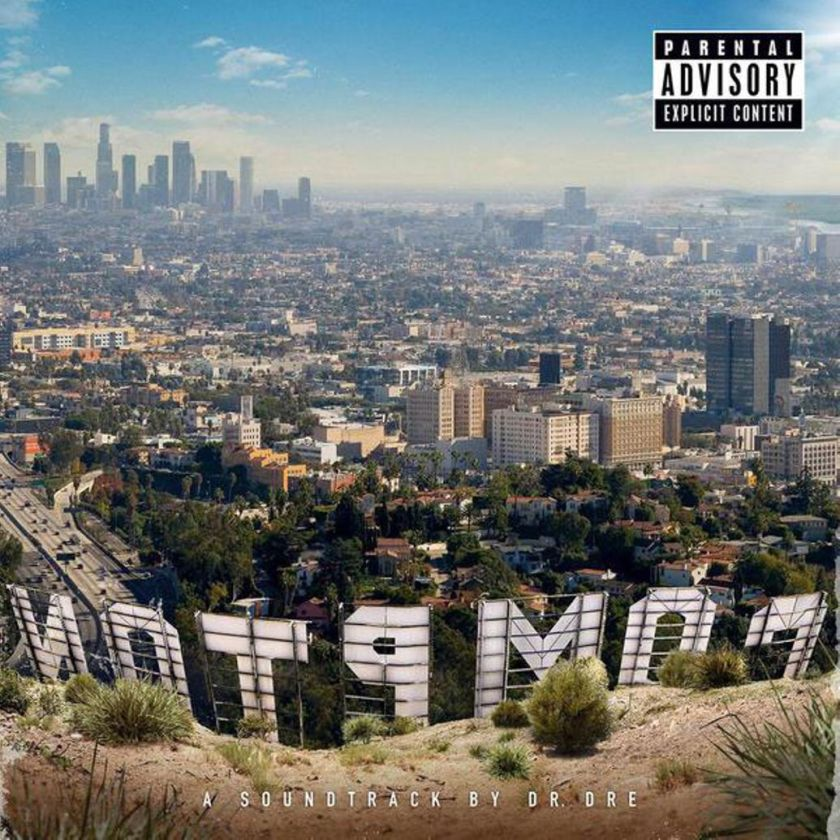 compton a soundtrack by dre